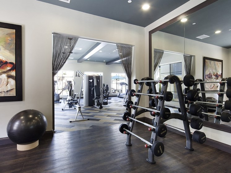 Free Weights, at SETA, La Mesa, 91942