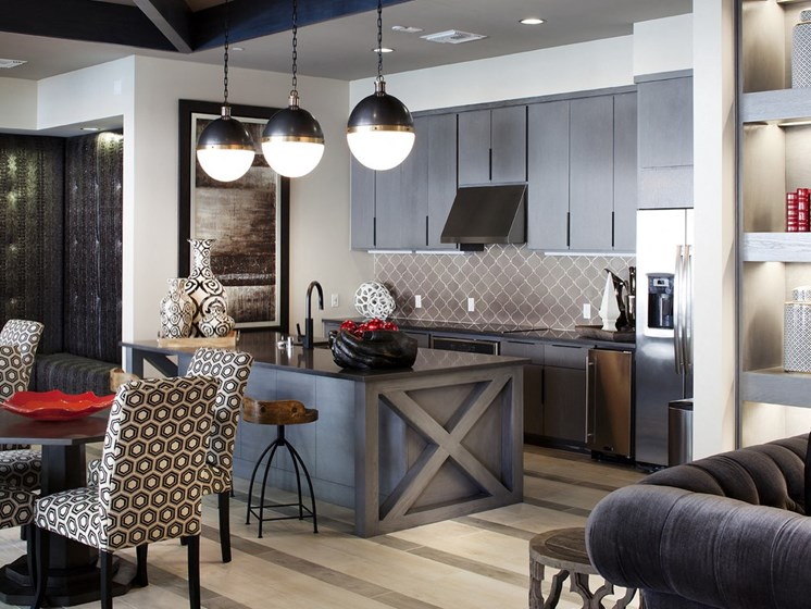 Gourmet Kitchen Island, at SETA, CA, 91942