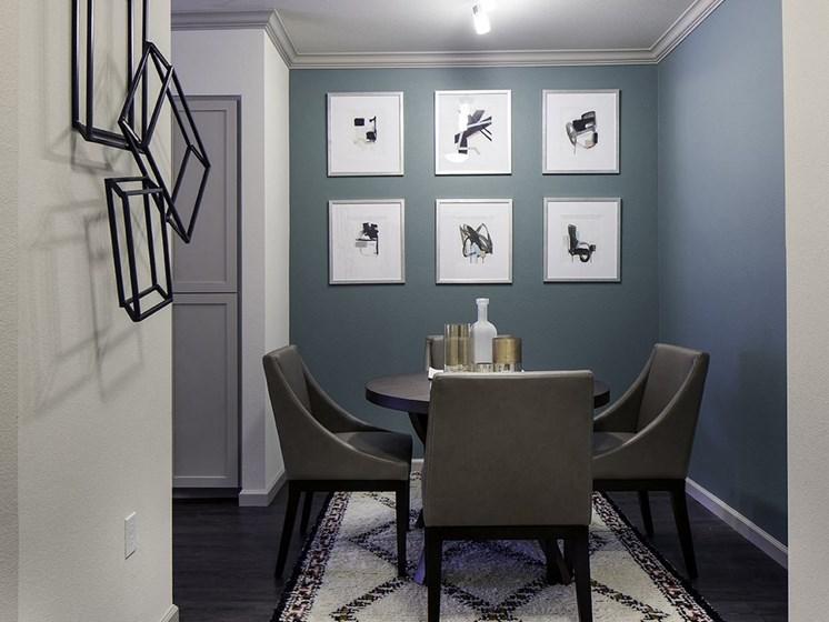 Separate Spaces for Dining, at SETA, La Mesa, 91942