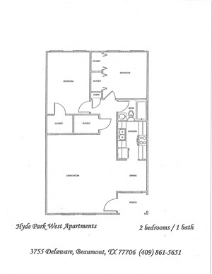 hyde park west apartments in beaumont tx 77706 rentcaf