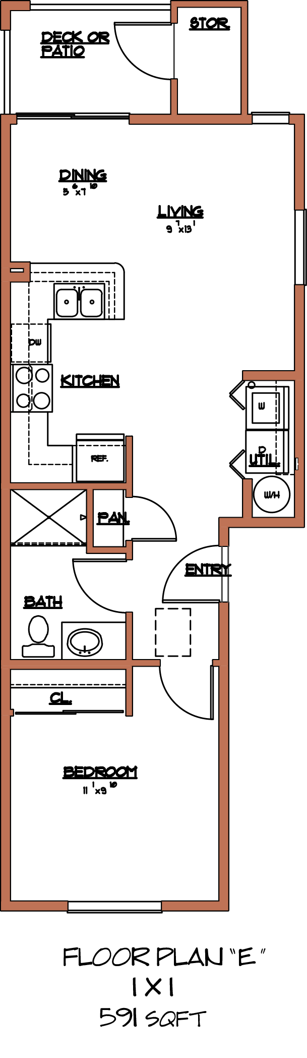 The Batavia Floor Plan 2