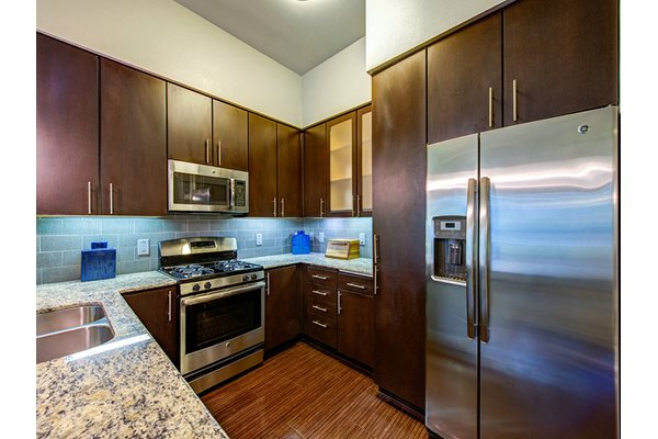 Accent Stainless Steel Appliances
