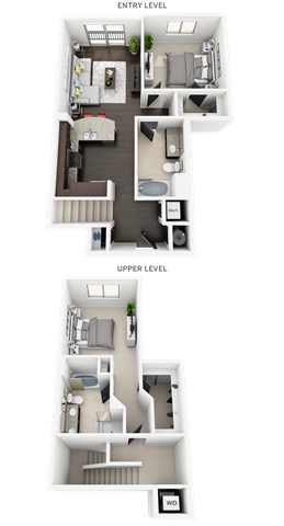 Accent Apartments - Plan R3