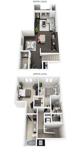 Accent Apartments - Plan R4