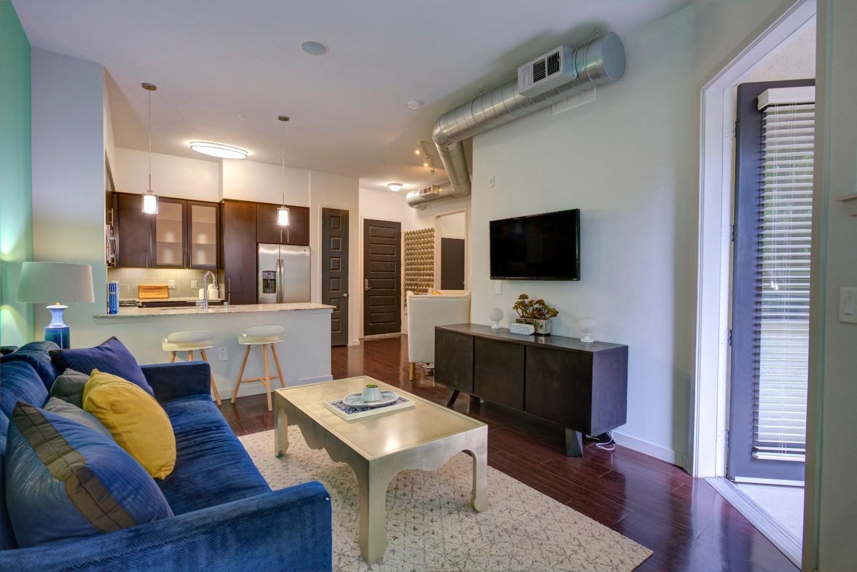 Unique apartment floor plans at Accent apartments,  California, 90066