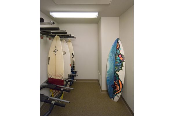 Surf Board Storage