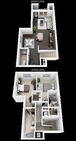 plan R3 Floor Plan 10