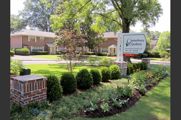 Canterbury Gardens Apartments, 3125 Independence Dr, Suite 100 ...