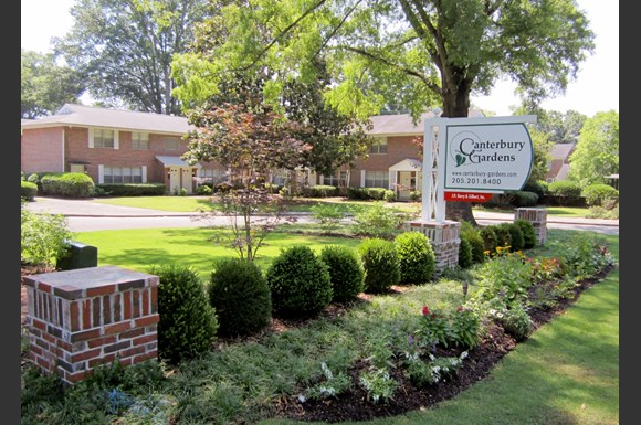 Canterbury Gardens Apartments 3125 Independence Dr Suite
