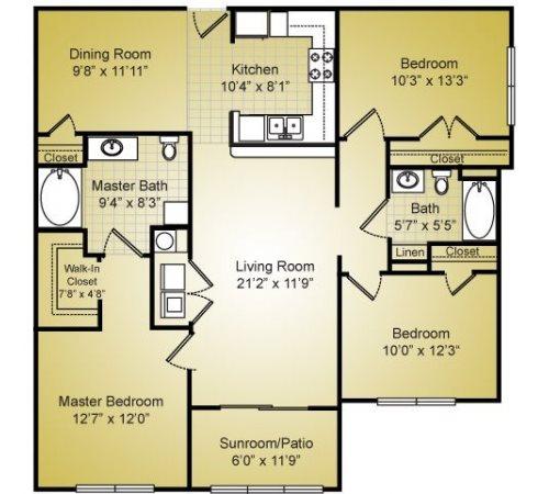 Ashford Apartments: Ashford Place EBrochure
