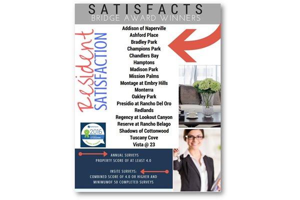 Satisfacts Flyer