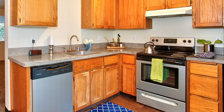 Parc East_Washougal WA_Apartment Kitchen