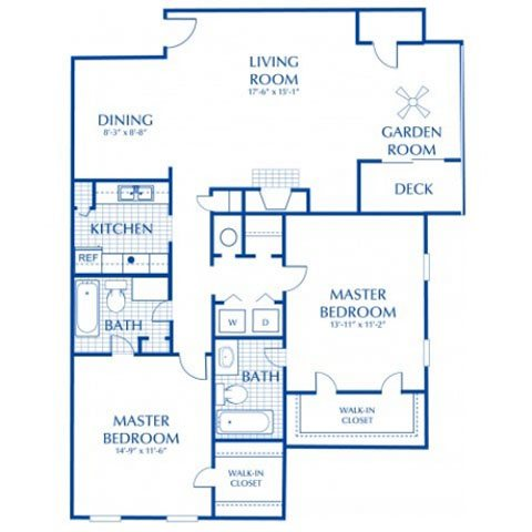 Dogwood Floor Plan 4