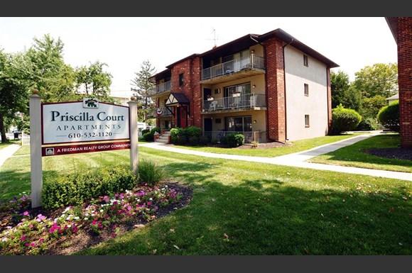 Prospect Park Pa >> Priscilla Court Apartments