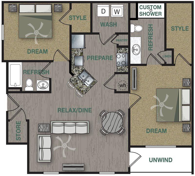 B1L Floor Plan 5