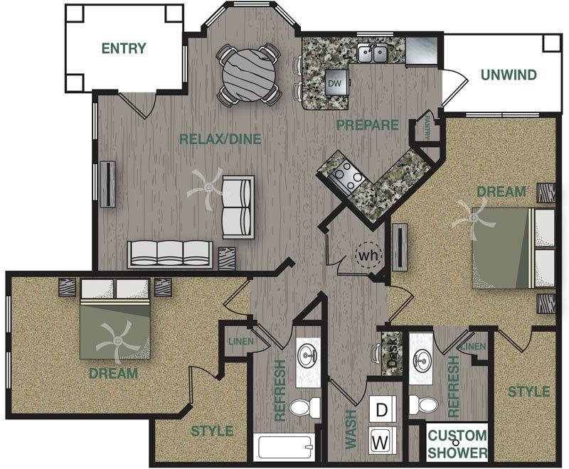 B2L Floor Plan 8