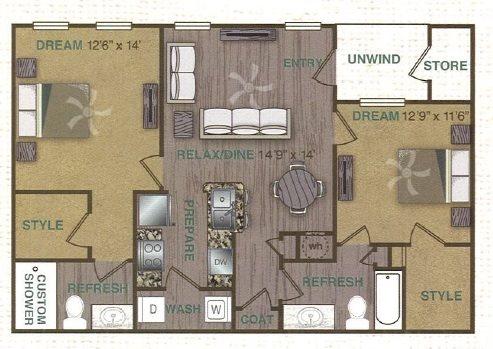 B3L Floor Plan 12