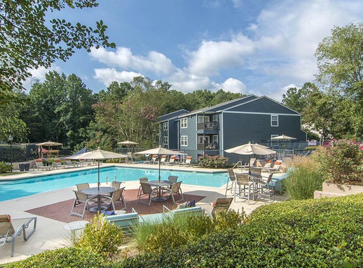 Pool Deck at Nesbit Palisades, Alpharetta, GA 30022
