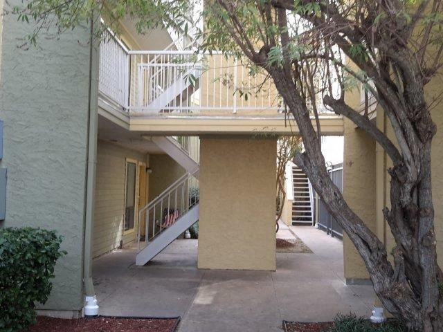 Stairs In Lobby at Carelton Courtyard, Galveston, TX, 77550