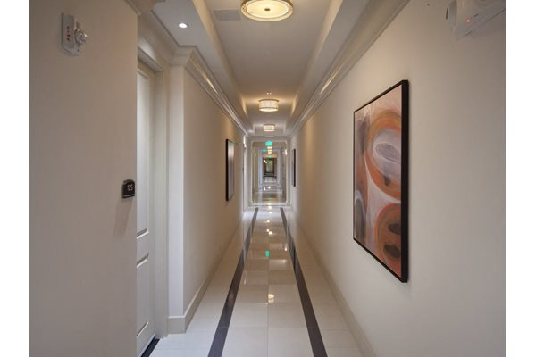 Air Conditioned Interior Corridors  at Windsor at Doral,4401 NW 87th Avenue, Miami, 33178