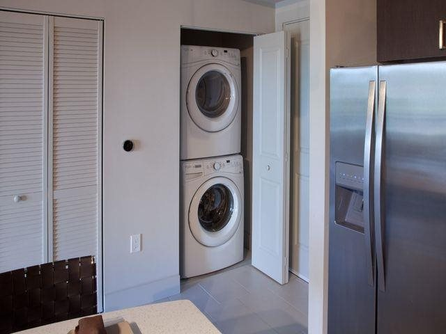 washer and dryers within your home at Windsor at Doral,4401 NW 87th Avenue, FL