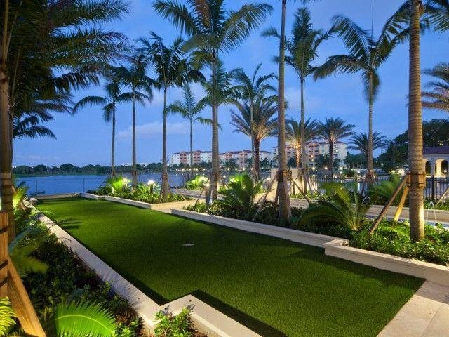 Beautiful Landscaping and Park-like Setting at Windsor at Doral,4401 NW 87th Avenue, FL 33178