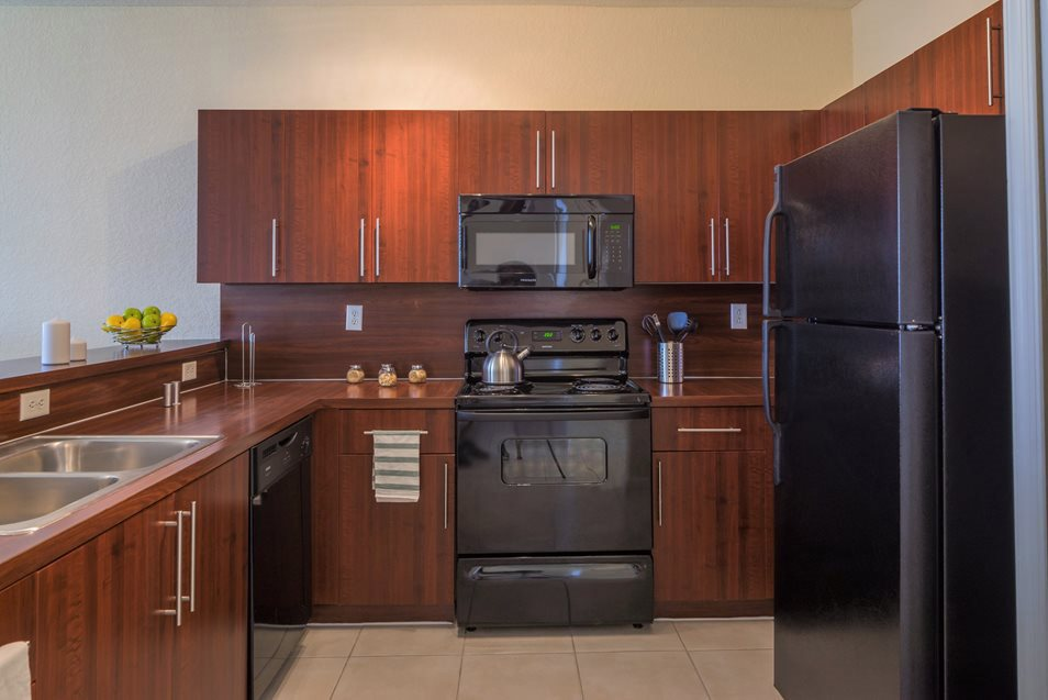 Executive Kitchen, Palm Breeze at Keys Gate Homestead, FL 33035