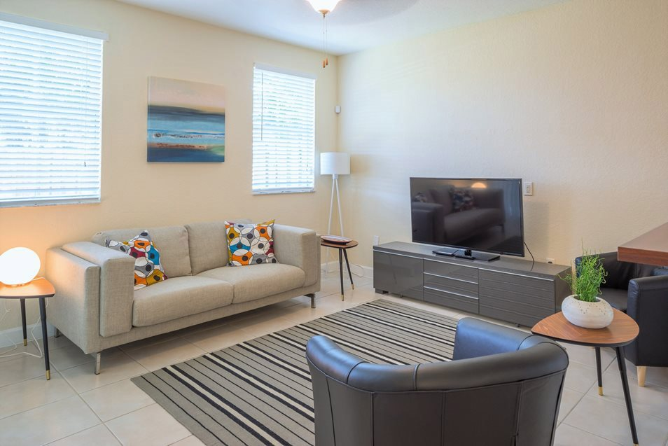 Executive Family Room, Palm Breeze at Keys Gate Homestead, FL 33035