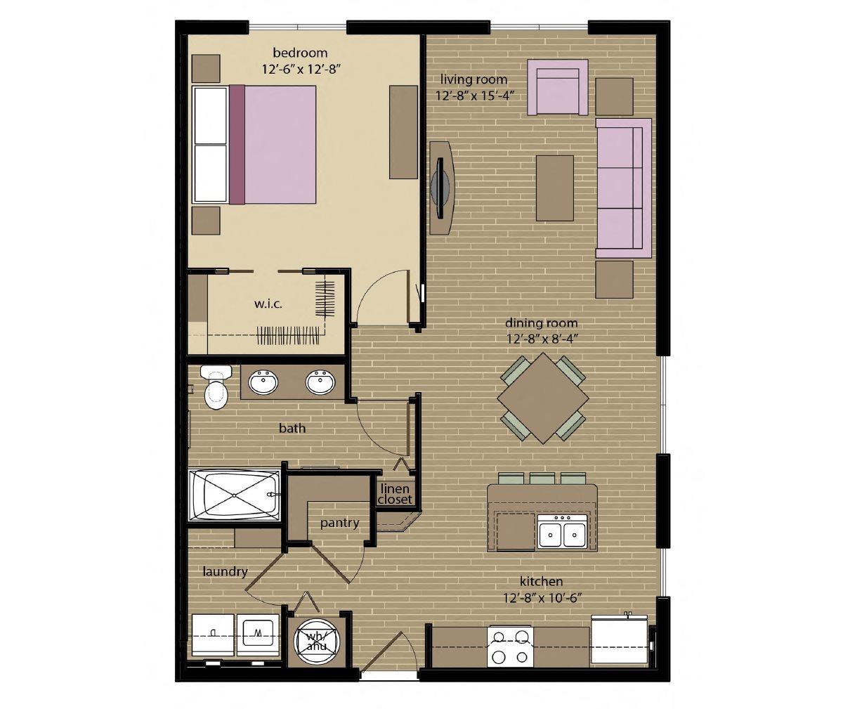Orchid Run Floorplan