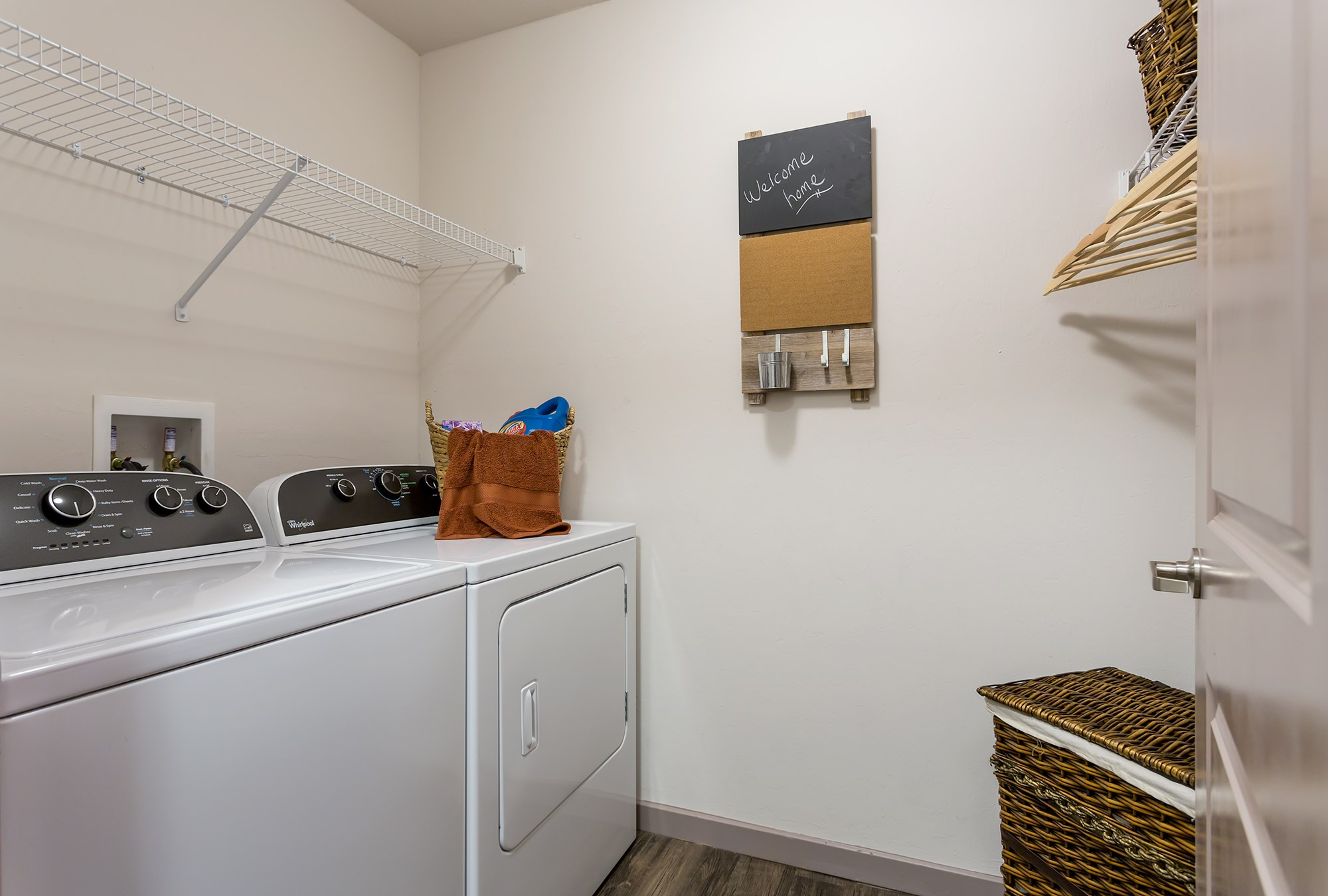 Laundry Room at Orchid Run Apartments in Naples, FL