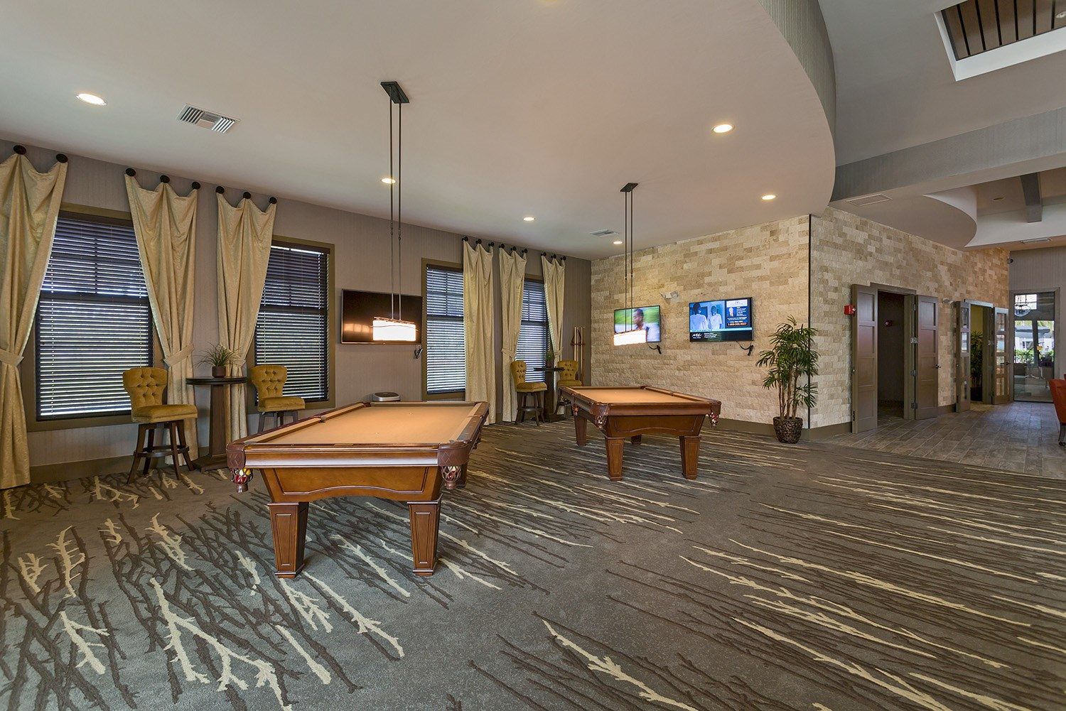Billiards at Orchid Run Apartments in Naples, FL