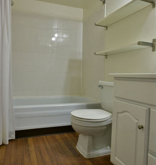 Bathroom with Shelving and Storage Space at Woodland Place, Michigan, 48640