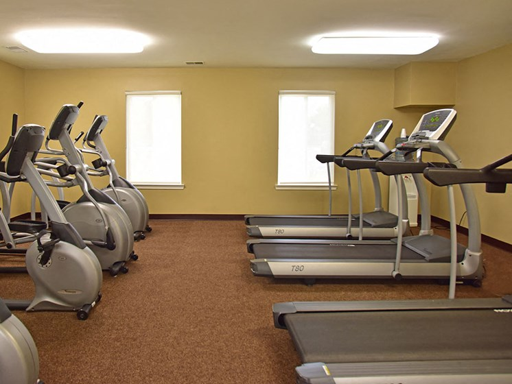 Modern Fitness Center at Windsor Place, Davison, MI, 48423