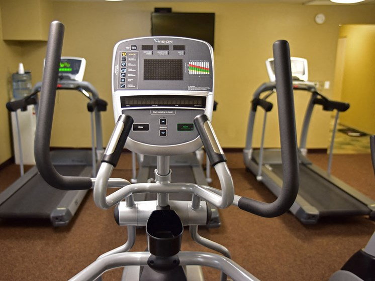 Cardio Equipment at Windsor Place, Davison, MI