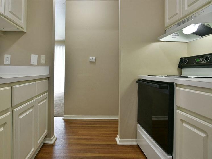 Efficient Appliances at Windsor Place, Davison, Michigan