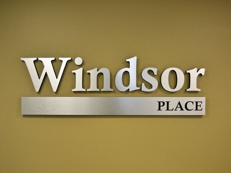 Welcome Home at Windsor Place, Davison