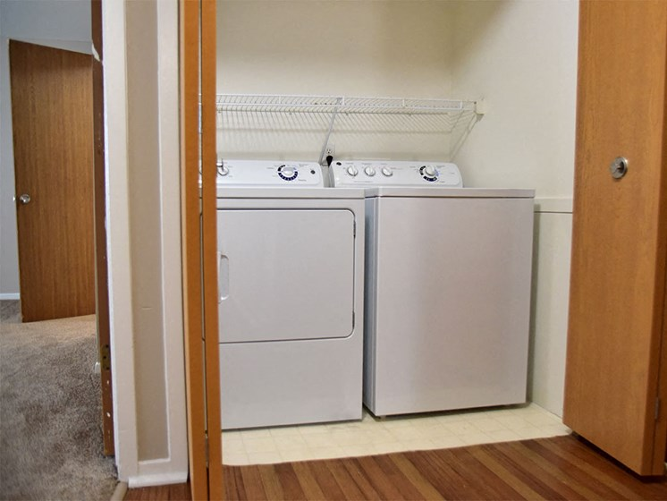 Washer/Dryer in Select Styles at Windsor Place, Davison, 48423