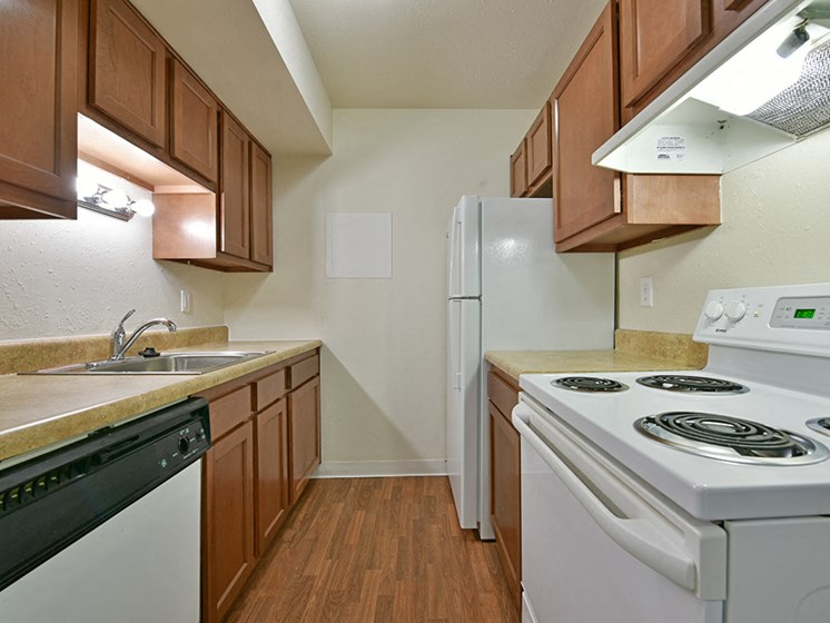 Equipped Kitchen at Perry Place, Grand Blanc, 48439