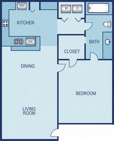 Mackenzie Floor Plan 1