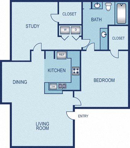 Fairfield Floor Plan 7