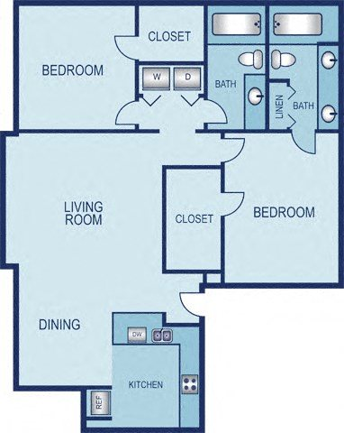 Grandbury Floor Plan 4