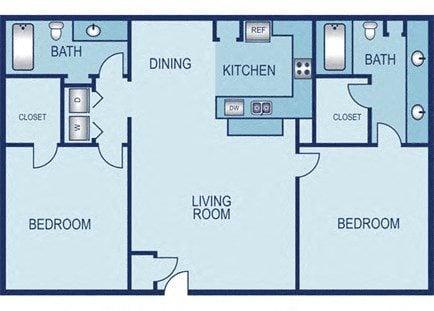 Belton Floor Plan 5