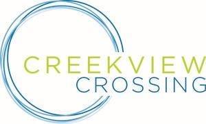 Creekview Crossing Logo Creekview Crossing1 Logo Sherwood, OR Creek View Crossing Apartments logo
