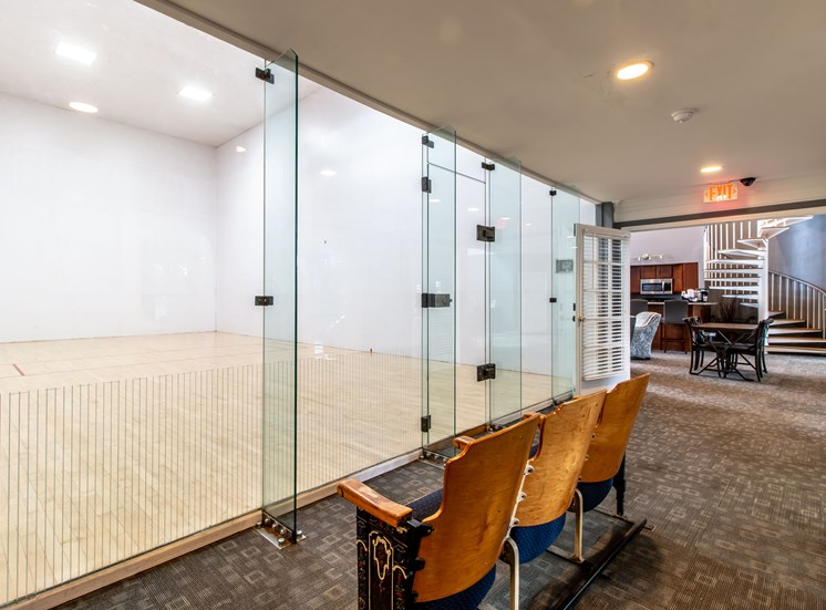 Racquetball Court, The Heights in Madison Heights, MI