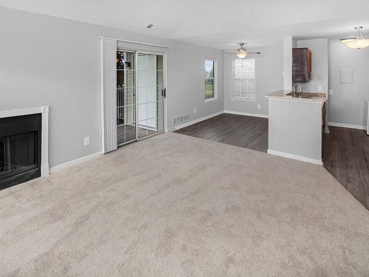 Apartments in Madison Heights, MI floor plan