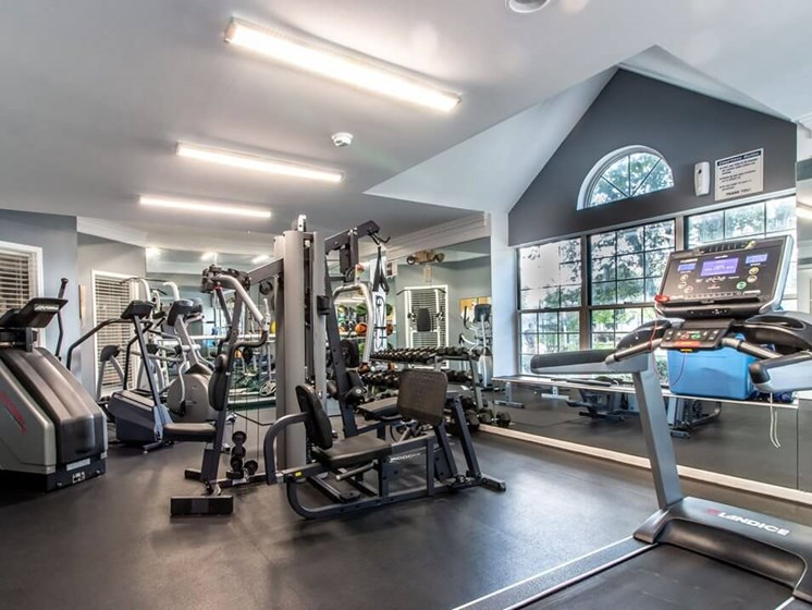 Apartments in Madison Heights, MI gym
