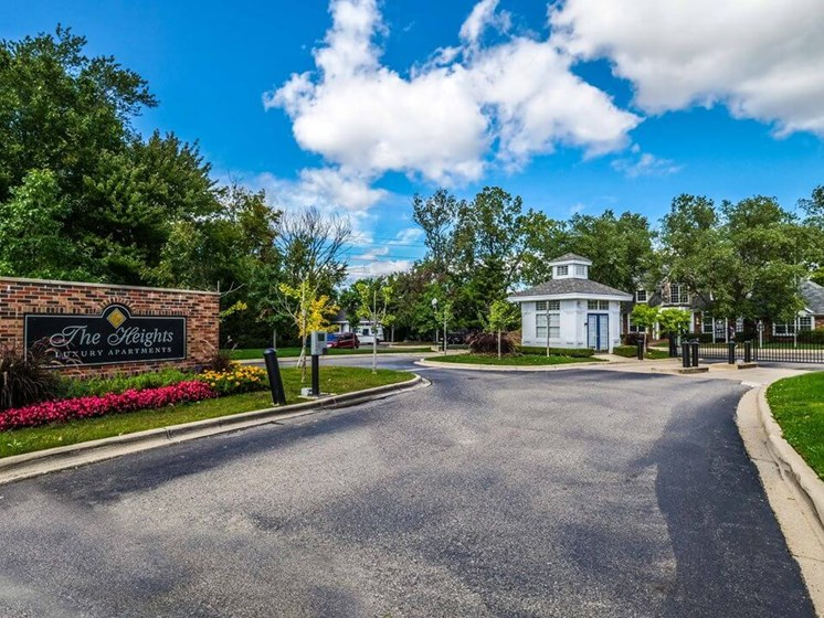 Apartments in Madison Heights, MI landscape