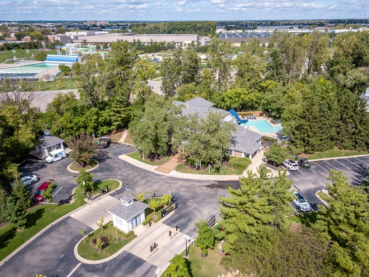 Welcome to The Heights Apartments in Madison Heights, MI