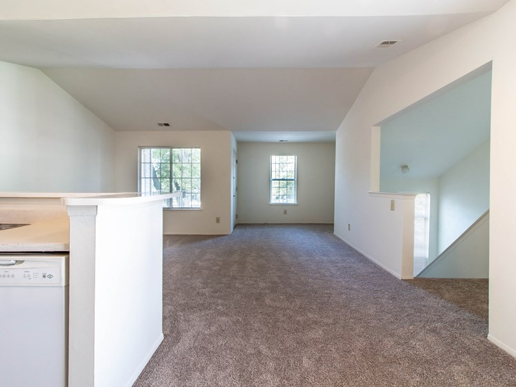 Spacious and Open Layout at The Heights Apartments in Madison Heights, MI