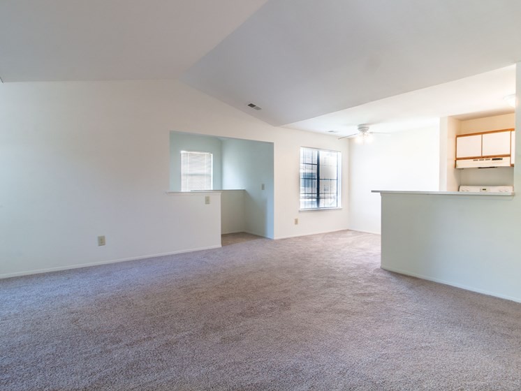 Open Layout at The Heights Apartments in Madison Heights, MI